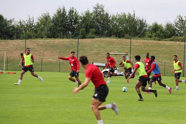 Les hommes de Christophe Galtier devront rester à Lille pour leur préparation.
