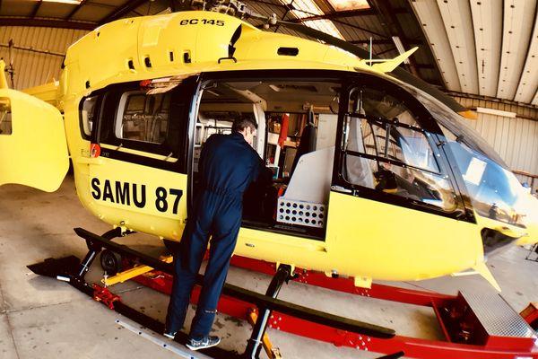 Le nouvel hélicoptère du Samu ne serait pas si moderne...