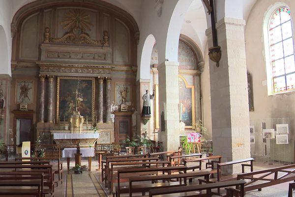 La petite chapelle de l'hôpital de La Rochelle a été vandalisée.