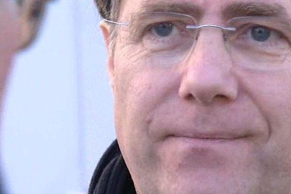 Serge Grouard, maire UMP d'Orléans