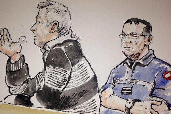 Pascal Jardin est accusé du meurtre de Christelle Blétry, à Blanzy en décembre 1996, par 123 coups de couteau