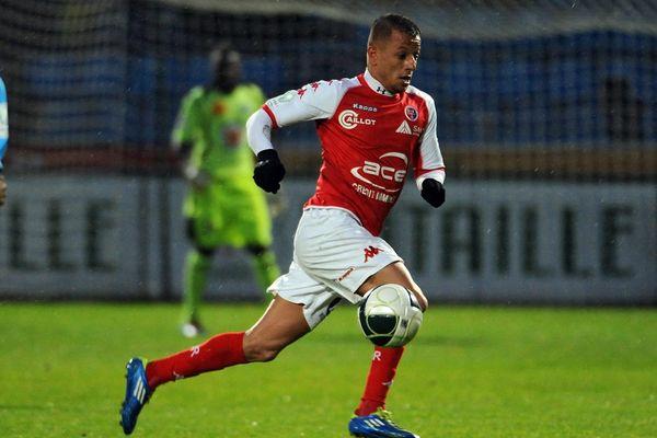 Kamel Ghilas - Attaquant Stade de Reims