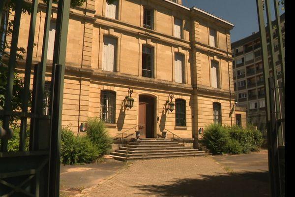 Le bâtiment vieux de 150 ans est actuellement soumis à un projet muséographique.