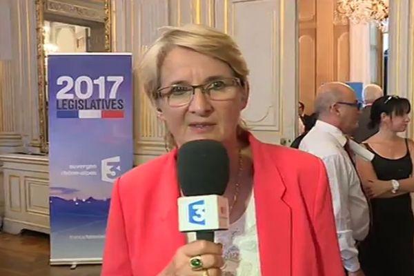 Marie-Noëlle Battistel est désormais la seule députée socialiste iséroise