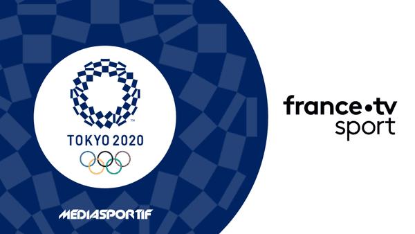 Toutes les épreuves des jeux olympiques de Tokyo sont diffusés sur France TV