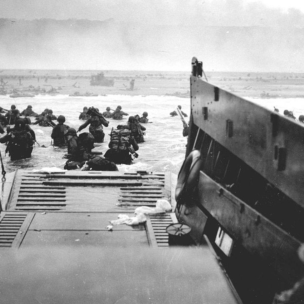 Le Debarquement En 10 Questions Quels Sont Les Noms De Code A Connaitre Pour Comprendre La Bataille De Normandie