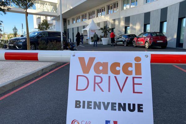 Le premier vaccidrive de France ouvre ce mardi matin à Saint-Jean-de-Vedas