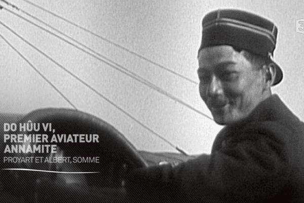 Histoires 14-18 : Do Huu Vi, premier aviateur annamite