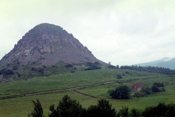 Le Mont Gerbier de Jonc est le deuxième site le plus visité en Ardèche.