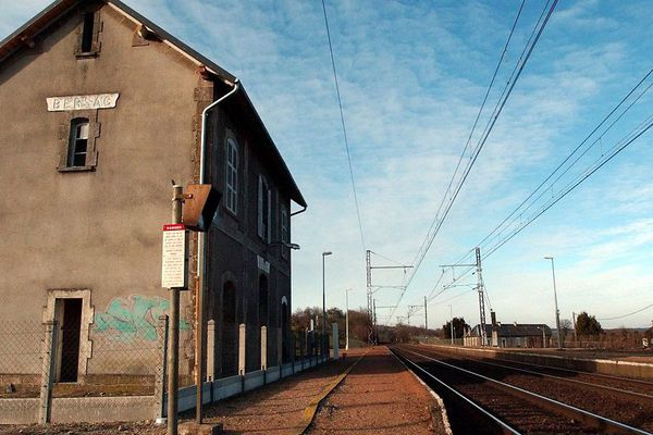 L'engin explosif avait été retrouvé entre le viaduc de Rocherolles et la gare de Bersac-sur-Rivalier en Haute-Vienne