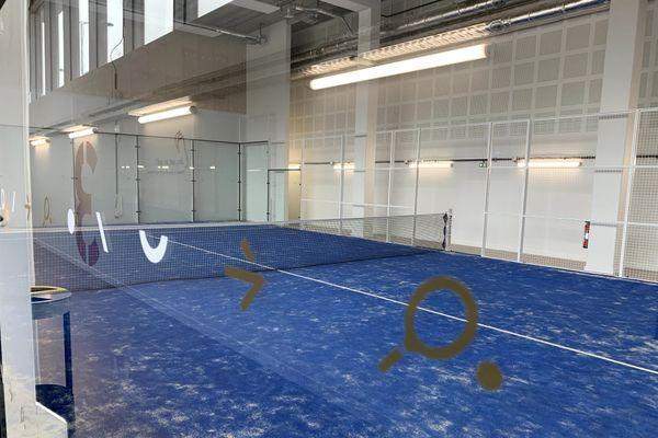 Les terrains de tennis seront accessibles de manière autonome grâce à une appli.