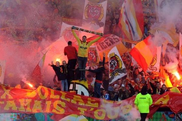 10/09/14 - Ligue 1 - Les supporters de Lens interdits de déplacement à Bastia pour la 5ème journée de L1 (Illustration)