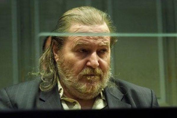 Jacques Rançon lors de son procès le 26 mars 2018 pour le viol et le meurtre de deux femmes à Perpignan
