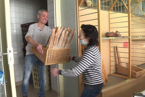 Une retraite bien méritée pour Eric et sa soeur Clotilde, les boulangers de Plumelin