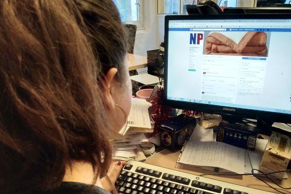 La page Facebook de NordPresse n'existe plus.
