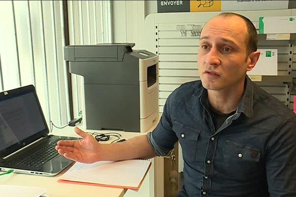 Marc Pinto, écrivain public