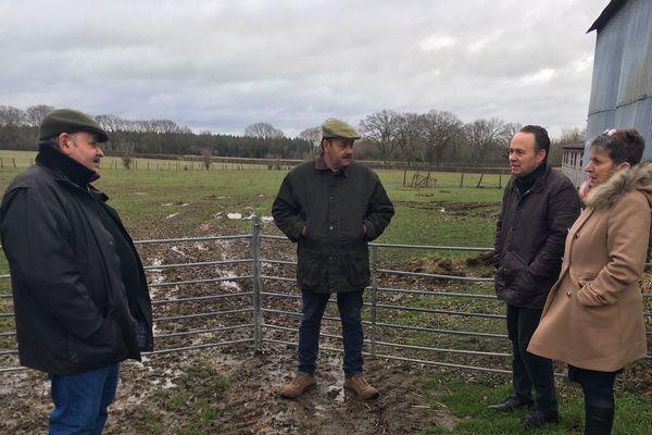 Dans l'Allier, un projet de parc éolien à Bransat qui doit voir le jour en 2022 fait polémique parmi la population locale.