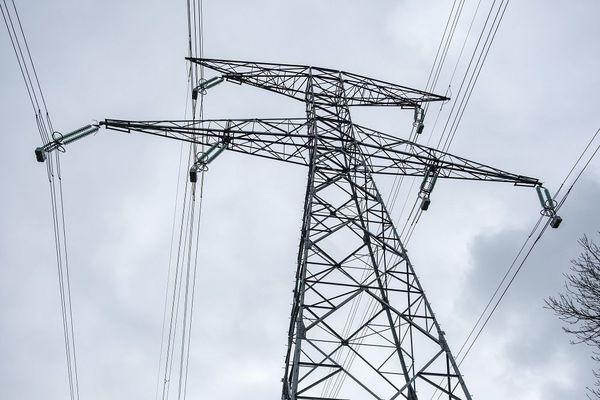 Tempête Barbara : des coupures d'électricité à cause des vents violents qui se sont abattus sur la région ...