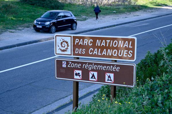 Le parc national des calanques, une zone réglementée par excellence !