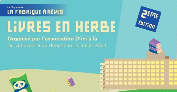 3 jours dédiés à la littérature jeunesse au 6 B à Saint-Denis.