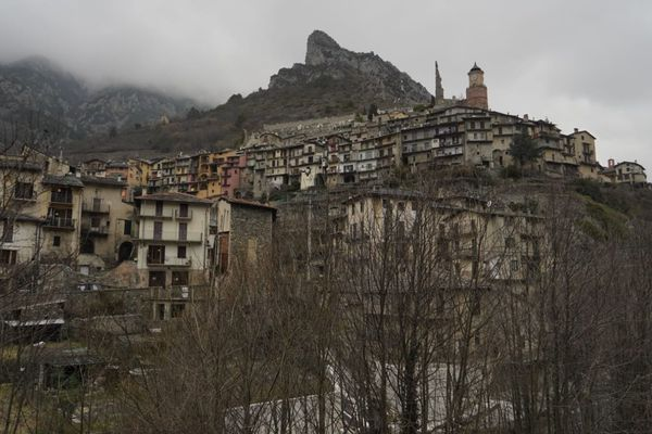 La commune de Tende (Alpes-Maritimes), dans la vallée de la Roya. (photo d'illustration)
