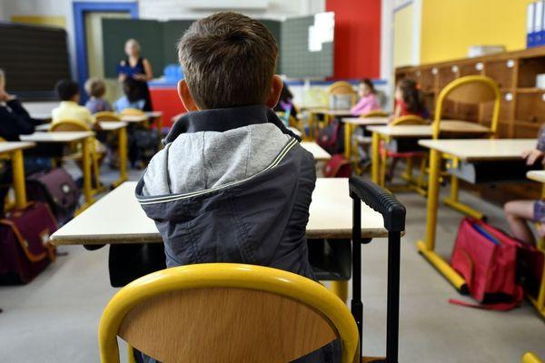 Des évaluations sont organisées en classe de CP à la rentrée scolaire