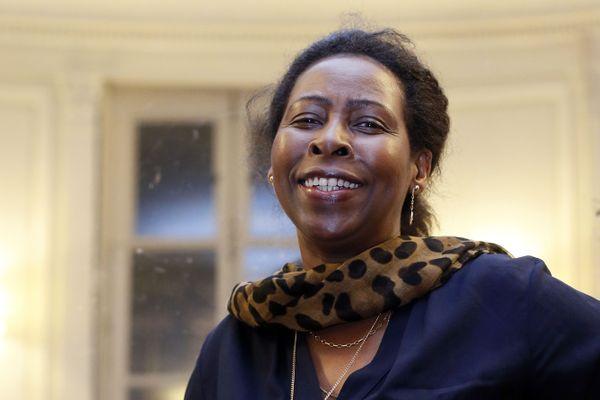 """Scholastique Mukasonga, romancière et Prix Renaudot 2012 pour son livre """"Notre Dame du Nil"""", est listée parmi les potentiels futurs récompensés du Prix Nobel de littérature 2020 par les bookmakers anglais."""
