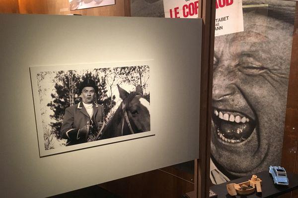 Une exposition à retrouver au musée De Funès à Saint Raphaël dans le Var.