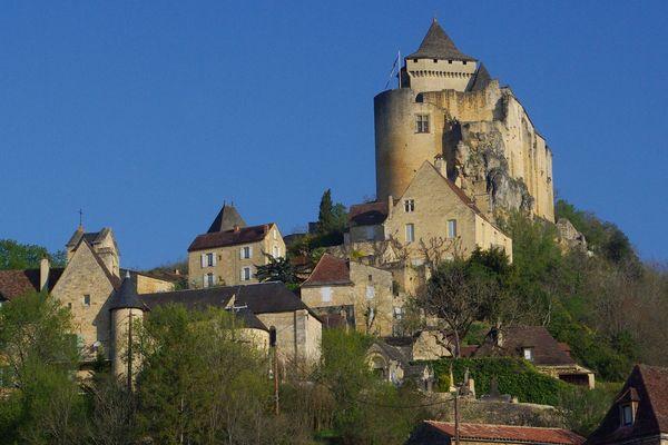 Castelnaud-la-chapelle en Dordogne