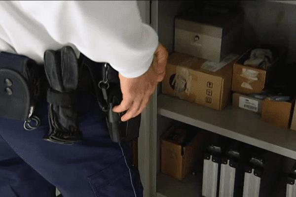 À Cesson-Sévigné (35), la police municipale est armée depuis 1978.
