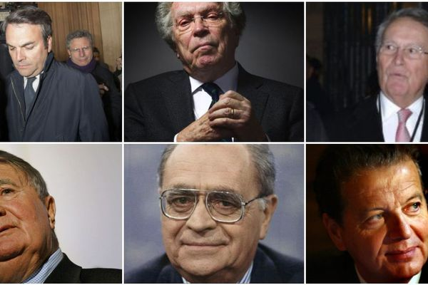 De Jean-Pierre Soisson à Thomas Thévenoud, qui sont ces Bourguignons qui ont occupé des fonctions ministérielles ?