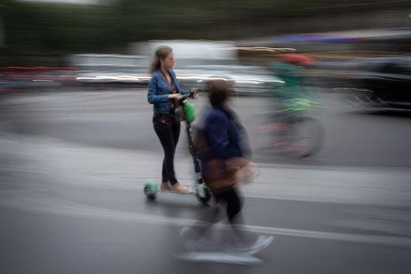 Les ventes de vélos et trottinettes explosent généralement lorsque les grèves durent.