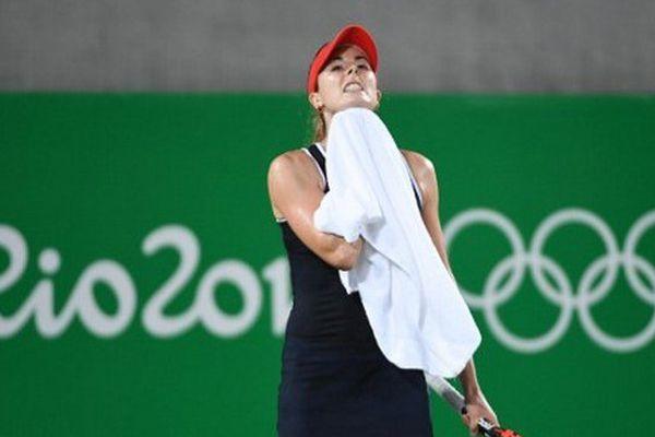 Serena Williams est venue à bout de la Niçoise Alizé Cornet.