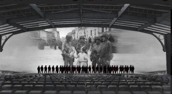 """""""L'Hommage aux héros"""" présentera les événements historiques qui se sont déroulés avant, pendant et surtout après le 6 juin 1944"""
