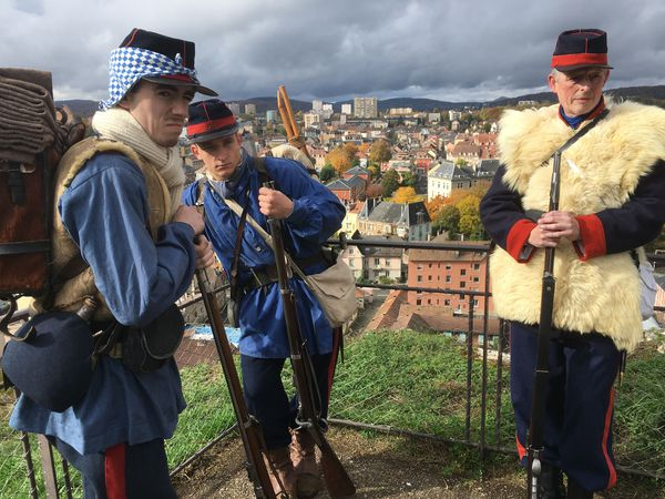 150 ans après, Belfort commémore le siège de la ville qui commence le 3 novembre 1870 et se termine le 13 février 1871.