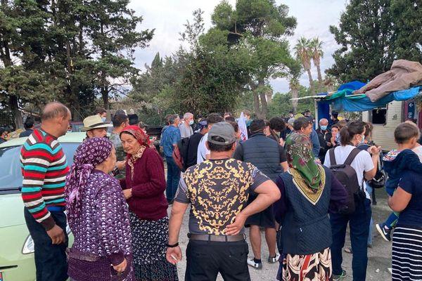 Les personnes évacués devraient être prises en charge par les services de l'Etat