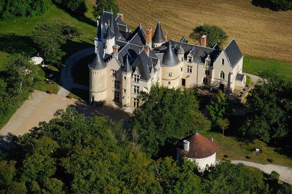 Le château de Brou en Indre-et-Loire accueillait un stage de jeûne hydrique durant lequel une femme est décédée le 12 août 2021