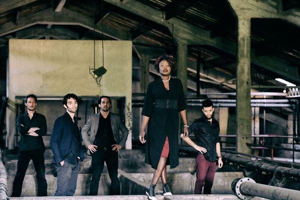 Le groupe de gospel, Free River