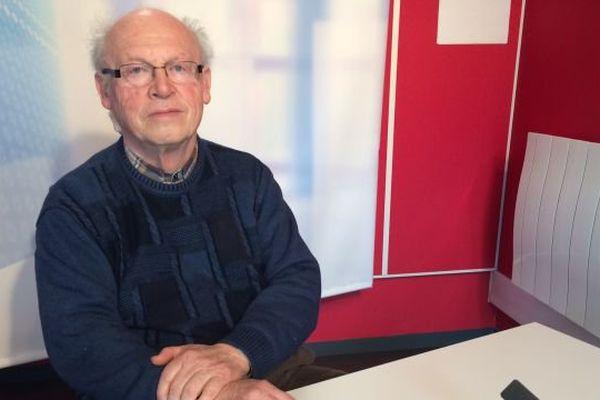 Didier Anger, invité de notre JT - en direct de Cherbourg