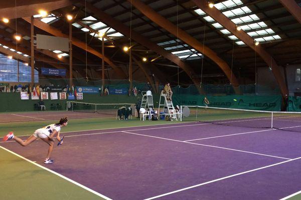 Les organisateurs du tournoi de tennis du Chambon-sur-Lignon s'inquiètent pour son avenir.