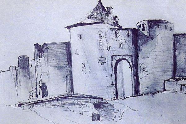 Le dessin de Victor Hugo