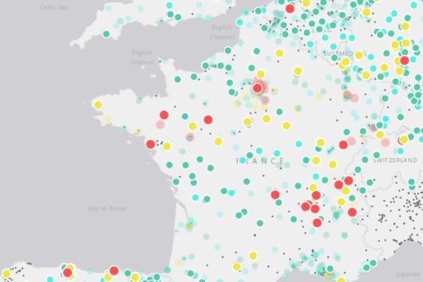 Une fiche détaillée pour chaque lieu est proposé sur le site de l'agence européenne.