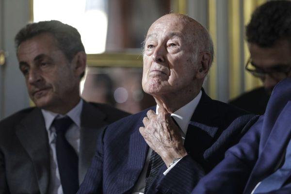 Avec une longévité exceptionnelle,Valéry Giscard d'Estaing a marqué l'histoire politique française.