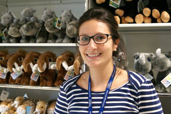 Solène Bresson, chargée de développement boutique