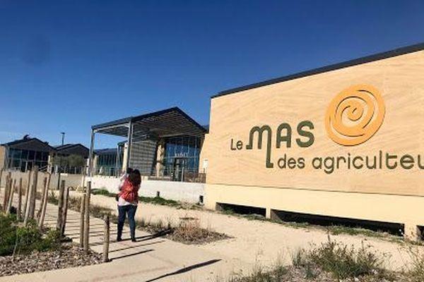 Le Mas des Agriculteurs à Nîmes