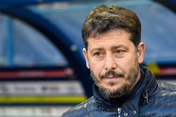 Après une saison passée à Caen, Fabien Mercadal s'en va.