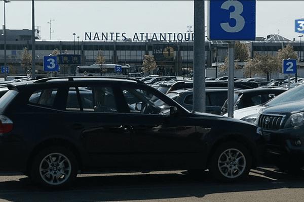 Le parking de l'aéroport de Nantes Atlantique doit faire face à la concurrence d'opérateurs extérieur et surtout de particuliers.