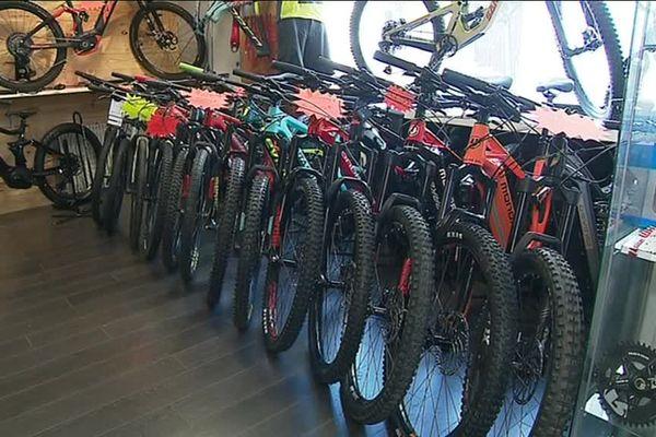 Le vélo à assistance électrique a la cote en Bourgogne - Franche-Comté.