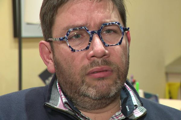 """2e confinement : Vincent Gaud (Président de la Chambre des métiers de l'Ain) redoute des """"drames humains"""" dans les petites entreprises - 12/11/20"""
