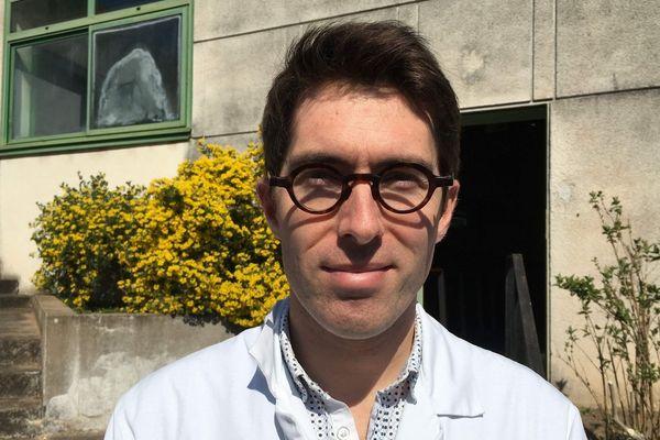 """Le professeur Vincent Dubée médecin infectiologue, va conduire avec le professeur Mercat, l'étude """"hycovid"""", pour déterminer avec certitude l'efficacité de l'hydroxychloroquine sur le covid-19"""